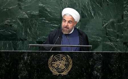 Presidente Rouhani discursa na Assembléia Geral da ONU