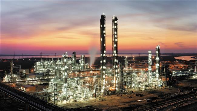 Petroquímicos impulsionar as exportações do Irã
