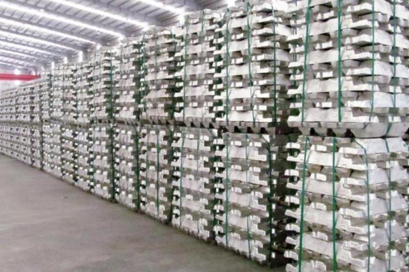 Iran's aluminum ingot output grows by 11% in 4 months