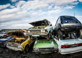 Mais de 320 mil carros antigos sucateados no Irã: oficial