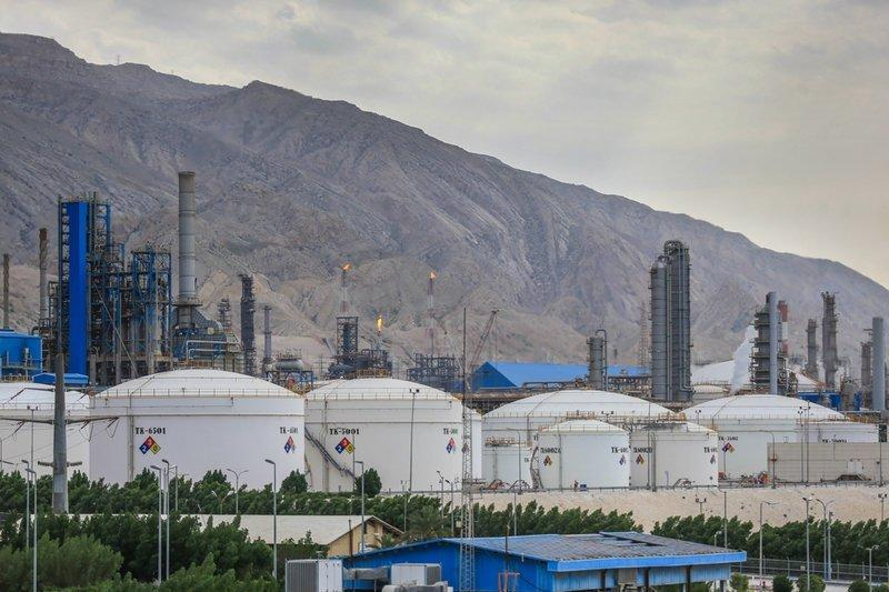 O Irã exporta mais de US $ 8.5 bilhões em produtos petroquímicos em 9 meses