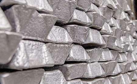 Lingotes de zinco do Irã comercializados em 14 países
