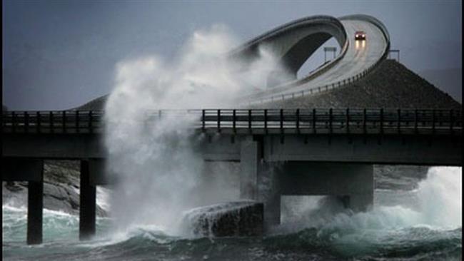Tempestades maiores para chegar com o aquecimento global: Estudo