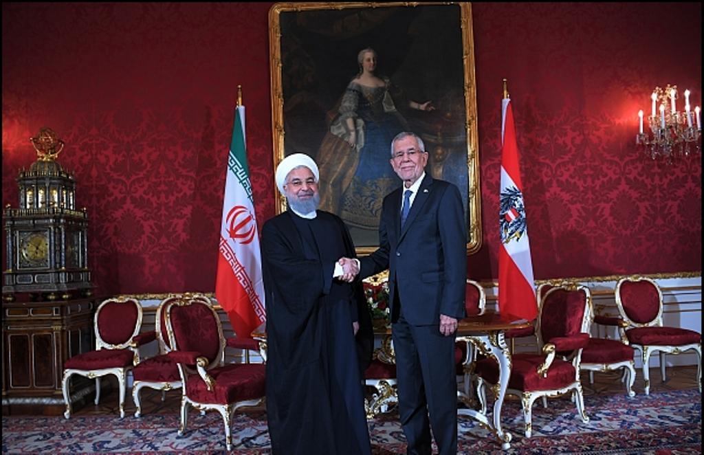 Irã e Áustria assinam 4 MoUs