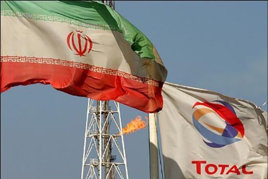 Iran e Total assinam US $2 bilhões em acordos da indústria petroquímica