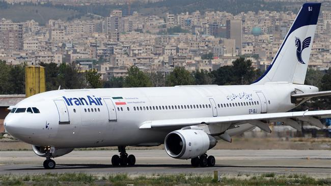 Iran says 9 firms ready to fund plane purchases