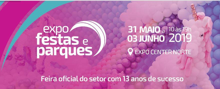 13th International Fair of Products and Services for Parks, Buffets, and Parties