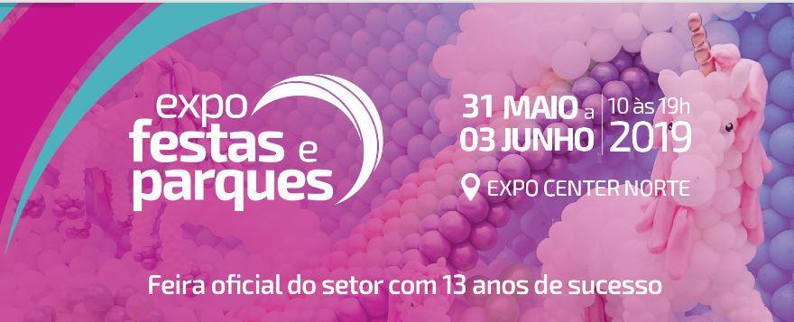 13ª Feira Internacional de Produtos e Serviços para Parques, Buffets e Festas
