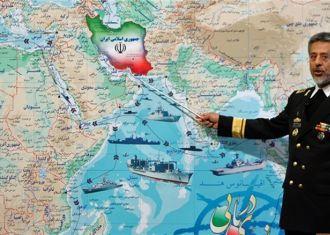 Irã capaz de construir porta-aviões: chefe da Marinha