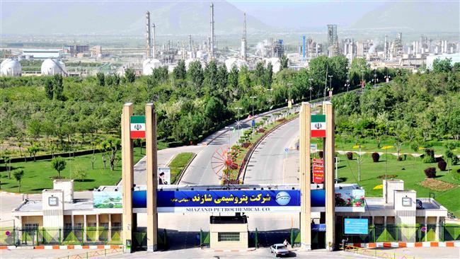 Irã constrói a maior fábrica de metanol do mundo