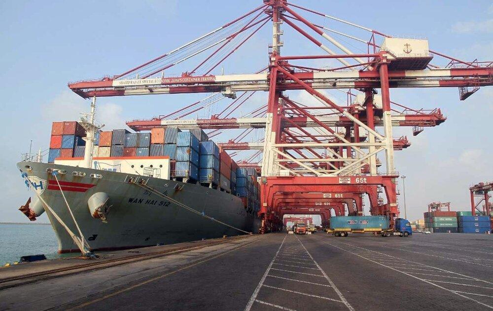 O comércio não petrolífero de 4 meses do Irã excede de $ 19 bilhões dolares