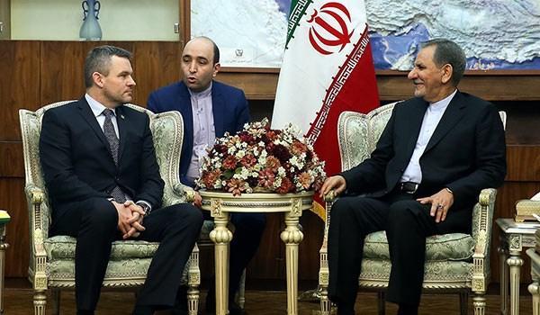 Irã pede a ampliação dos laços bilaterais com a UE