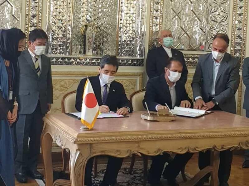 Irã e Japão assinam acordo de cooperação aduaneira