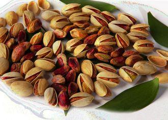 Exportações de pistache do Irã subir 71% em 11 meses