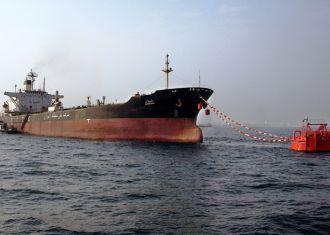 Ásia compra 19,6% a mais do Irã bruto em janeiro-setembro
