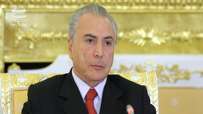 Brazil: Temer expresses solidarity with earthquake victims