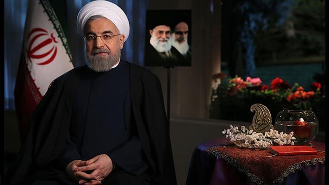 Rouhani promete aumentar as oportunidades de emprego, exportações não petrolíferas