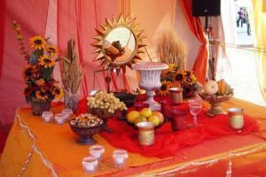 Irã: Festival de Mehregan: saudando a chegada do outono