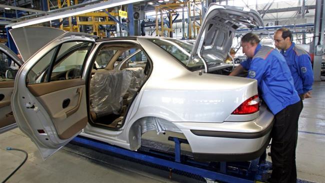 Auto produção do Irã por mais de 60%