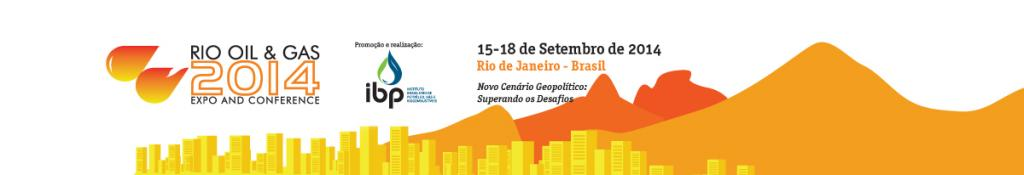 Rio Oil & Gas 2014 - Expo and Conference