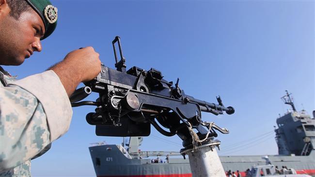 Irã Marinha frustra ataque de piratas no navio petroleiro