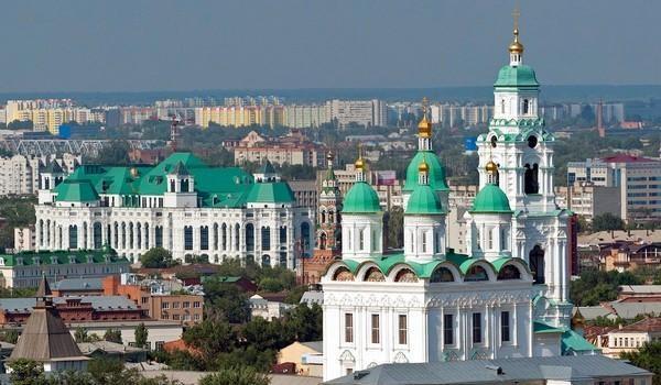 Irã abre o maior centro de comércio na cidade Astrakhan no sul da Rússia