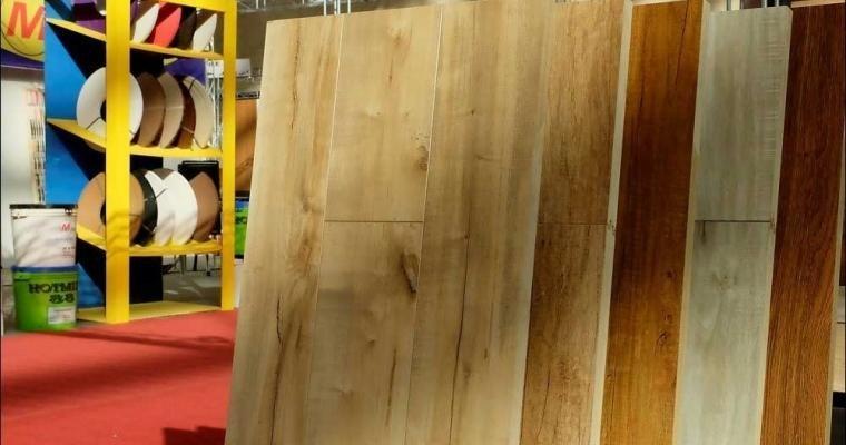 Tehran está hospedando a Exposição Internacional da Indústria da Madeira