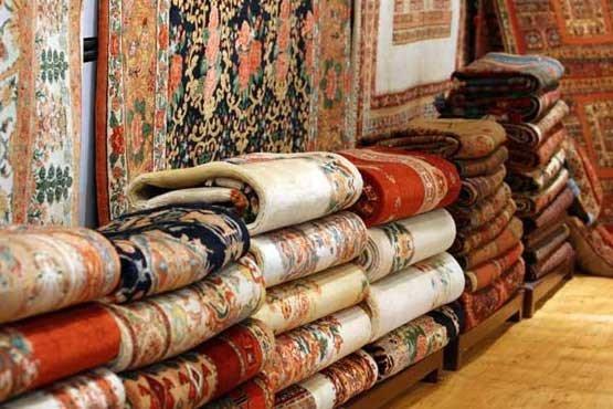 As exportações iranianas de tapete tecido à mão saltam 13% em 6 meses
