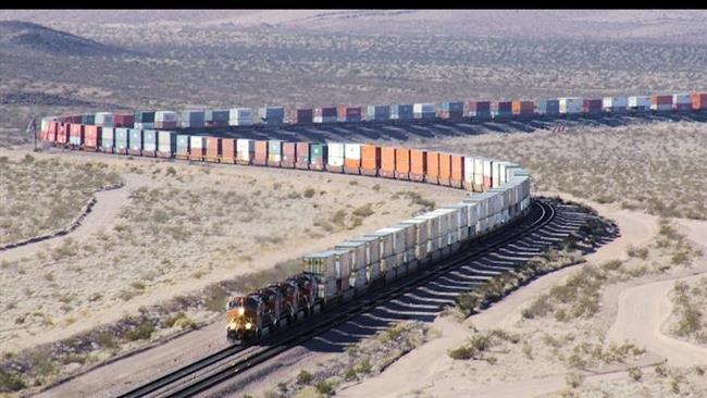 A Índia pode financiar projeto ferroviário iraniano