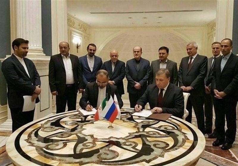 A NIOC do Irã e a Lukoil de Rússia assinam MoUs para prospecção geológica