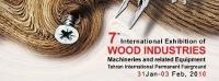 7ª Exposição Internacional de indústria da madeira, máquinas e equipamentos relacionados