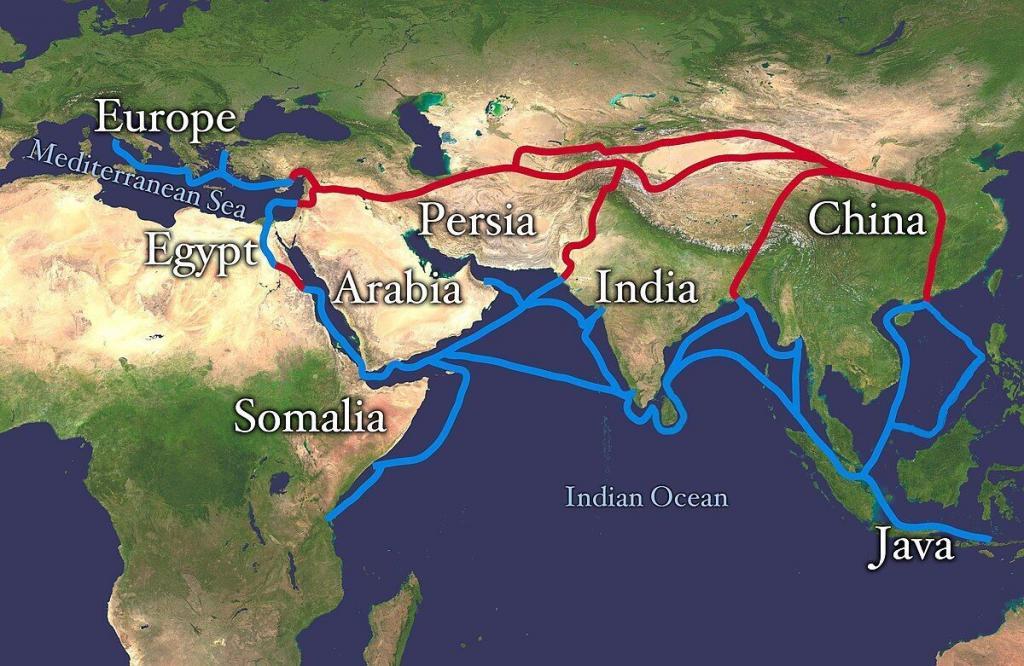 A posição especial do Irã na Rota da Seda para combater o unilateralismo
