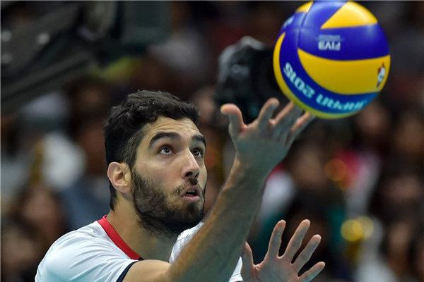 Iran's Mousavi misses FIVB Volleyball World League opening week