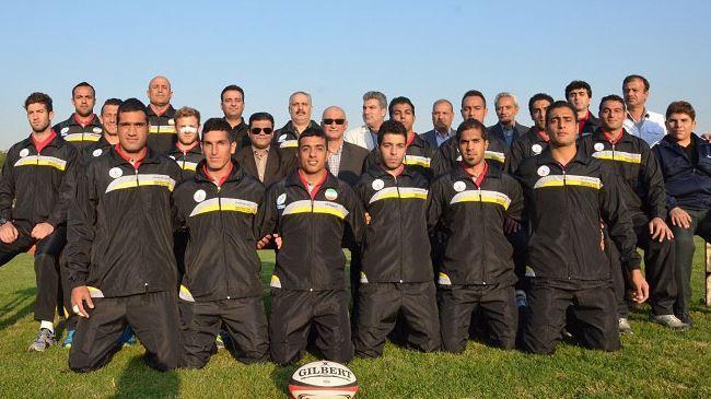 Equipe de rugby dos homens Irã bate Líbano, alega título do torneio dos Emirados Árabes Unidos