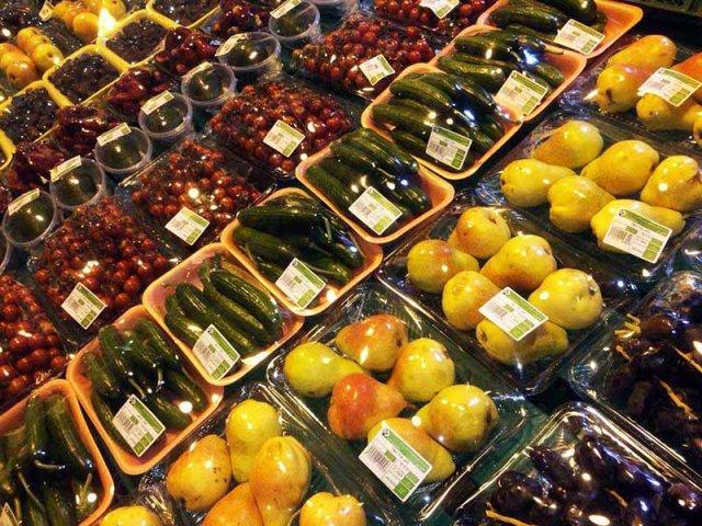 Irã entre os maiores produtores mundiais de frutas e legumes