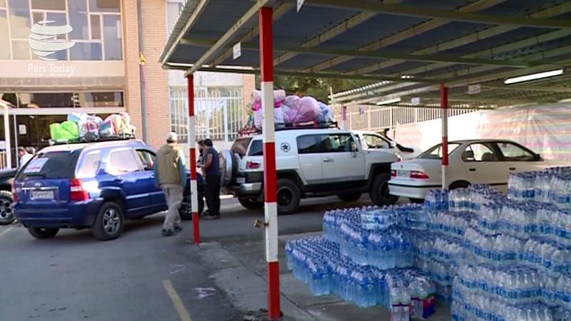 Ajudas populares a caminho de regiões afetadas pelo sismo
