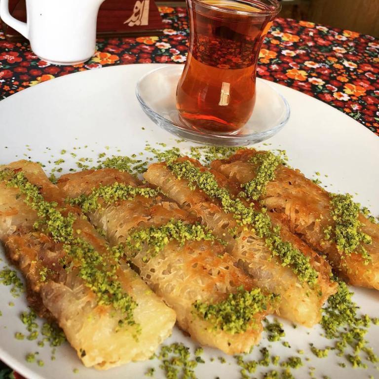 Reshte-Khoshkar: A Yummy Cookie for Ramadan