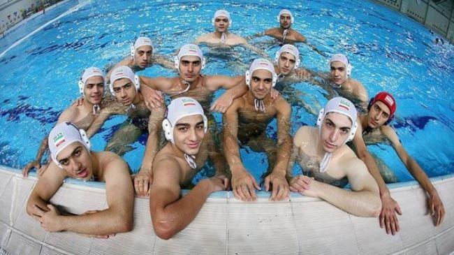 Irã routs Cingapura no Campeonato Asiático Júnior Pólo Aquático