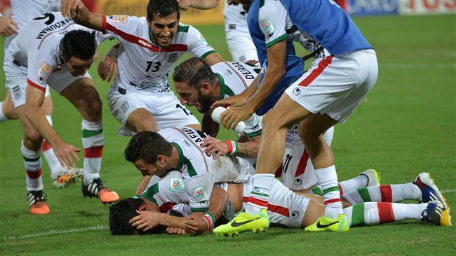 Irã, Chile para enfrentar em amistoso na Áustria
