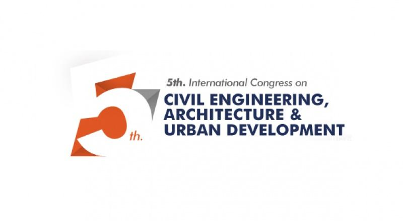 5th Int'l Congress on Civil Engineering, Architecture and Urban Development