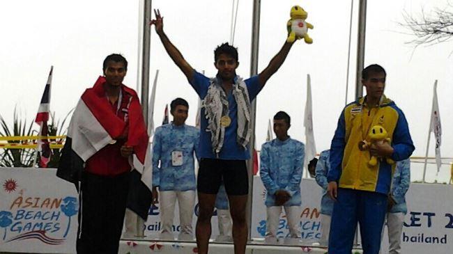 Irã rebita mais duas medalhas em Jogos Asiáticos de Praia
