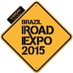 5ª Brazil Road Expo - Feira Internacional de Tecnologia em Pavimentação e Infraestrutura Viária e Rodoviária