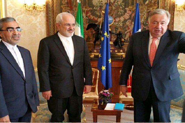 França favorece consultas políticas com o Irã em questões regionais