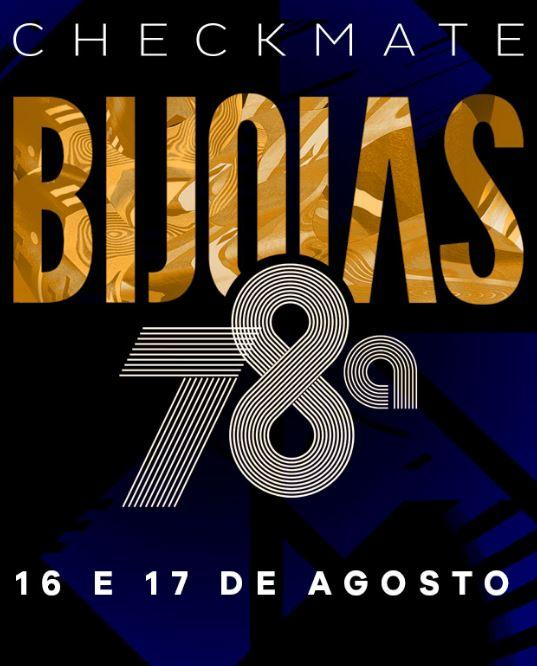 78ª Feira Internacional de Bijuterias, Acessórios, Joias de Prata e de Aço, Folheados e Semijoias do Brasil