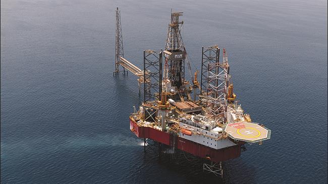 O Irã diz que recorde de produção de gás