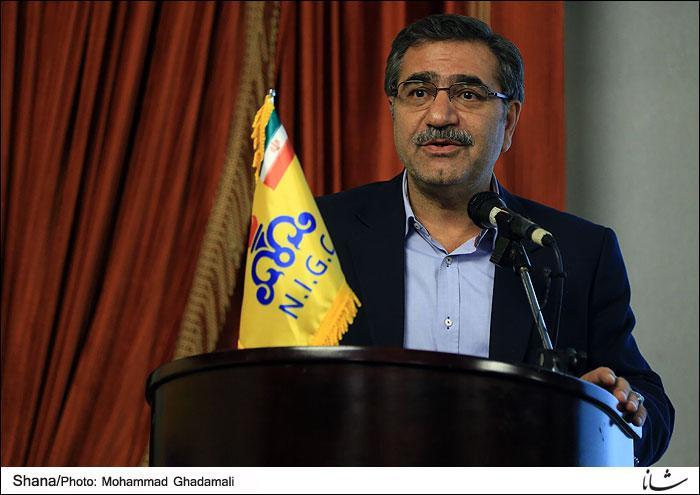 Produção anual de gás do Irã para chegar 330 bcm em 2017