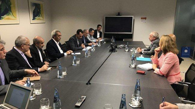 Jaime García-Legaz diretor da CESCE diz que não tem restrições para cooperar com o Irã
