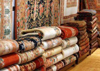 Irã exportando tapetes feitos à mão para 80 países