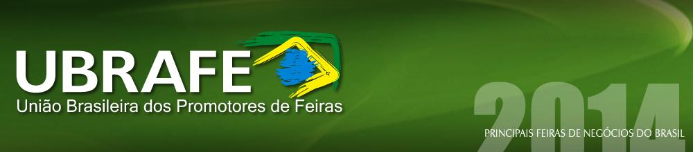 Lançamento do Calendário UBRAFE- Principais Feiras de Negócios do Brasil Edição 2015