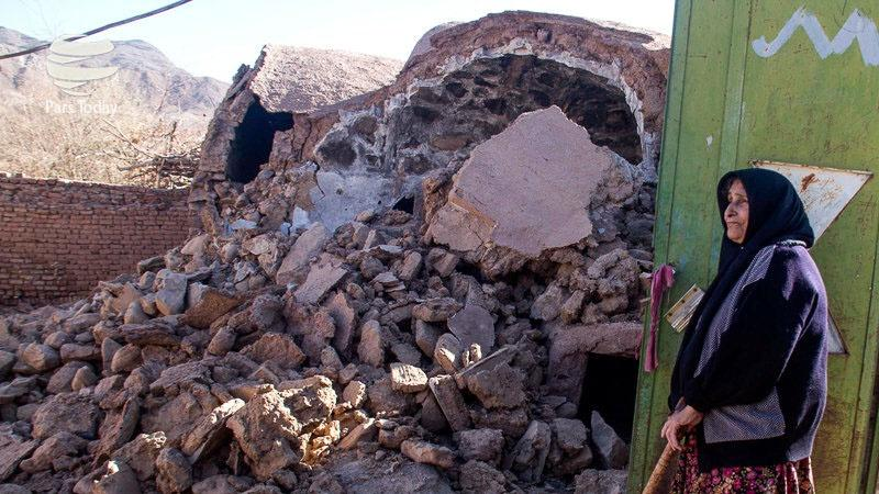 Um terremoto com magnitude de 6.1 na escala de Richter sacudiu a cidade Kerman no sudeste do Irã.